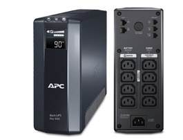 APC Power-Saving Back-UPS Pro 1500VA (BR1500GI)